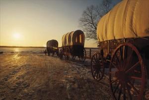 Exodus Pioneers Mormon