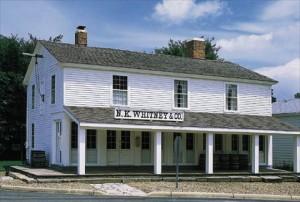 Newel K Whitney Store Mormon