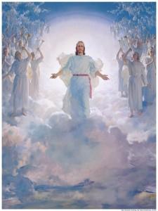 Second Coming Jesus Christ Mormon