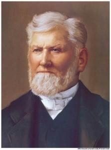 Wilford Woodruff Mormon