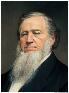 Brigham Young Mormon
