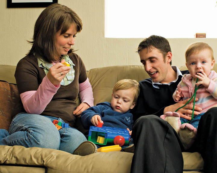 home mormon policy families