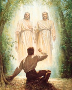 Mormon First Vision