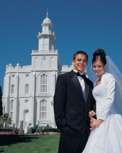 Mormon Marriage