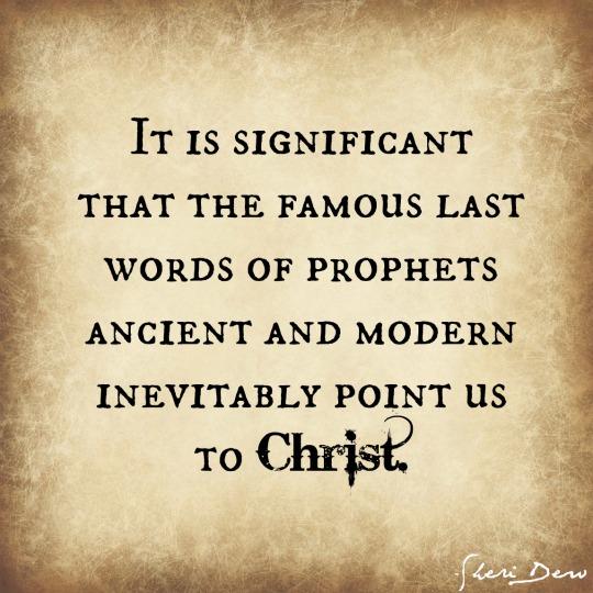 Can a Mormon Prophet Resign?
