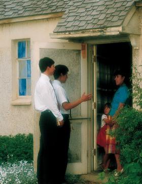 La obra misional bendice a todos.